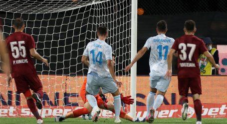 Dinamo nakon jedanaesteraca slavio protiv prvaka Rumunjske