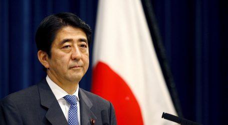 """Shinzo Abe i službeno objavio ostavku: """"Moram se boriti protiv bolesti i moram se liječiti"""""""
