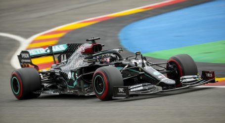 F1: Hamilton slavio i u Belgiji te došao na dvije pobjede do Schumachera