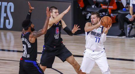 NBA: Clippersi izbacili Dallas, Zubac odličan