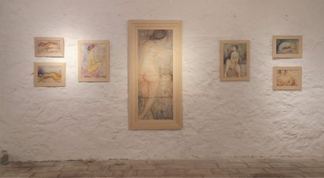 LIKOVNO POVEĆALO: Mali hedonistički zapis o slikarstvu Ence Kovačević