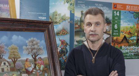 Kako je ruski poduzetnik postao najveći kolekcionar hrvatske naive