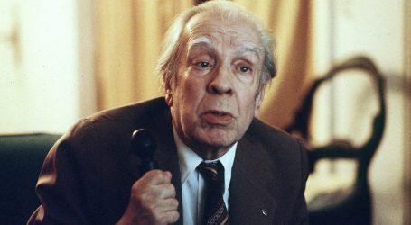 Jorge Luis Borges – jedna od ključnih figura književnosti španjolskoga jezika