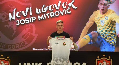 Josip Mitrović napustio Rijeku i pristupio Gorici