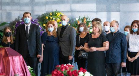 FOTO: Od Kregara se na Mirogoju oprostili Milanović, Mesić, Josipović, Bandić i mnogi drugi iz javnog života