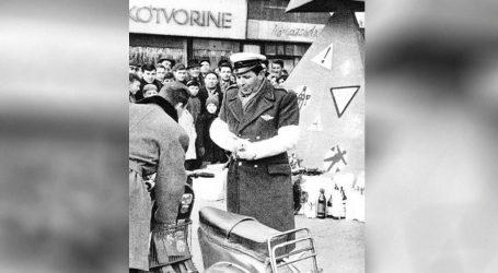 Safet Mehmedbašić – Meho bio je '60-ih najpopularniji zagrebački policajac