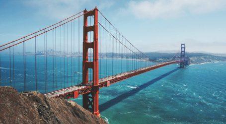 Neobična pojava: Slavni most Golden Gate 'pjeva'