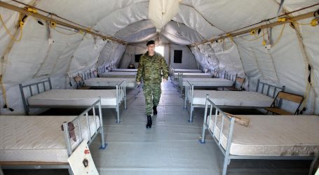 PRIPREMA ZA JESEN: Ponovno otvorena Covid bolnica Dubrava