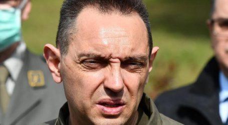 """Vulin """"i dalje vjeruje"""" da Milošević neće otići u Knin"""