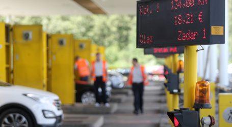 HAK: Pojačan promet tijekom dana očekuje se na važnijim dionicama cesta