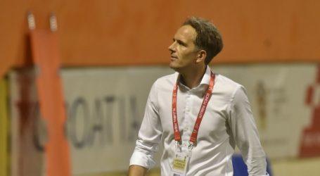 """GORAN TOMIĆ: """"Čestitam Rijeci na trofeju, ali i svojoj ekipi na jako dobroj utakmici"""""""