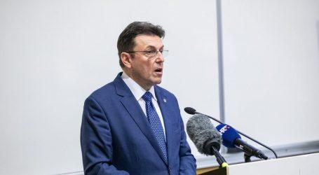 """Burilović: """"Pad aktivnosti i potražnje utjecao na izraženiji pad"""""""