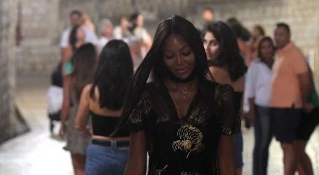 Politički skandal britanskog top modela: Naomi, diktator i krvavi dijamant