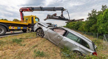 Crni vikend: Dvije teže prometne nesreće s dvoje poginulih