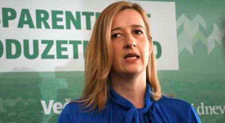 Mirela Ahmetović najavila kandidaturu za predsjednicu SDP-a