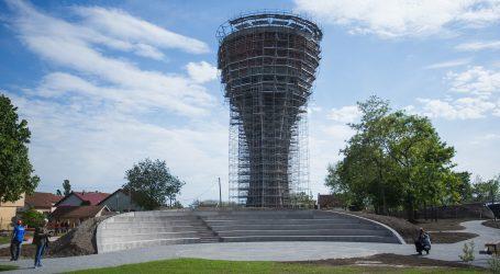VUKOVAR: Obnovljeni Vodotoranj, vrijedan 46 milijuna kuna, otvara se u listopadu