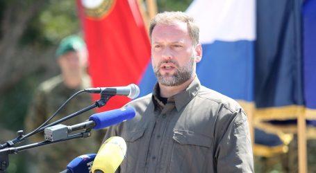 Ministar obrane Banožić uputio čestitku povodom 25. obljetnice VRO Oluja