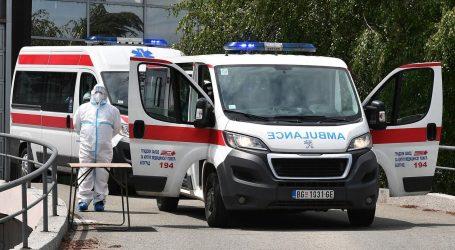U Srbiji 276 novooboljelih, preminulo još pet osoba