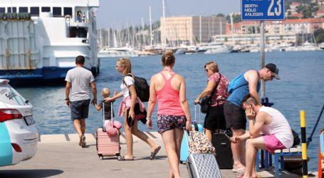 U Splitu najviše putnika ove godine