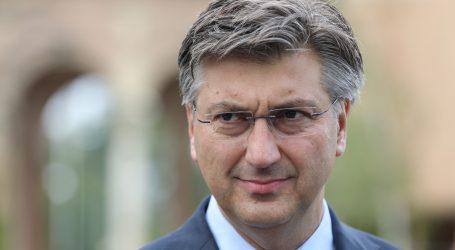 """Plenković o snimci Beroša i Zadravec: """"Samo me zanima da bolnica dobije vodstvo"""""""