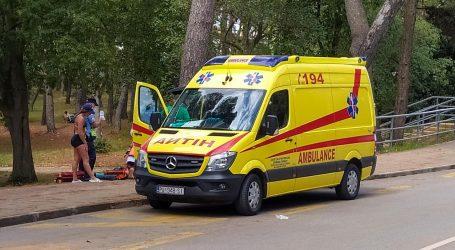 Pijani Nijemac napao djelatnike hitne pomoći u Puli, uhićen je