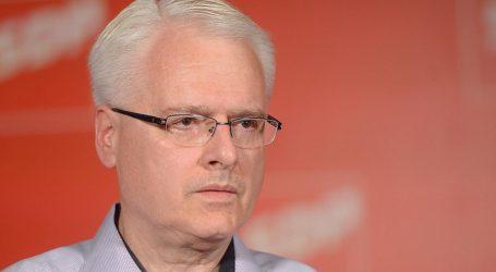 Ivo Josipović protiv dodjele odličja Zlatanu Miji Jeliću