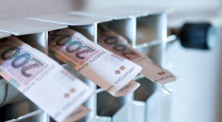 Prosječna zagrebačka neto plaća za svibanj 7.686 kuna