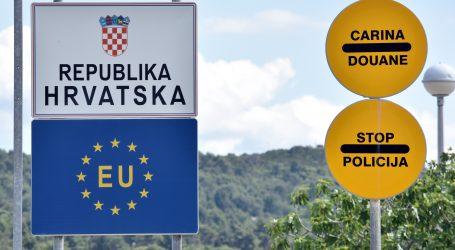 Hrvatska je na narančastoj listi Danske