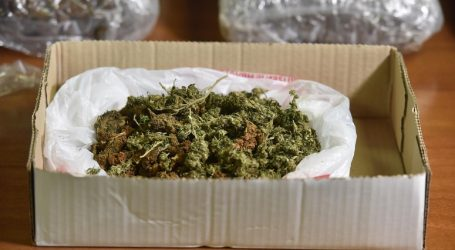 """Policija u Kaštel Sućurcu pronašla 45 kila """"trave"""""""