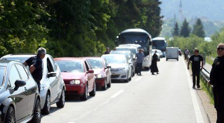 Kaos na slovensko-austrijskoj granici nakon novih pravila o tranzitu kroz Austriju