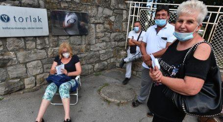 U Srbiji 125 novooboljelih, nema preminulih osoba