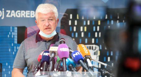 Zagreb bilježi najveći dnevni porast od početka pandemije, 50 novih slučajeva