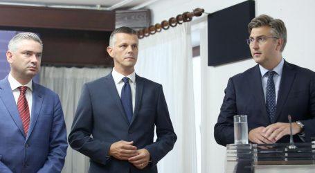 BORBA ZA ISTRU: Nakon uspjeha na parlamentarnim izborima HDZ kreće u bitku protiv IDS-a