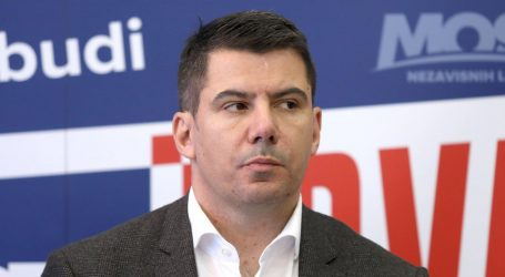"""GRMOJA: """"Ovdje danas nitko nije ni zbog Plenkovića ni Milanovića"""""""
