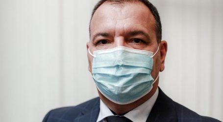 """BEROŠ O POZIRANJU S BADRIĆ: """"Mislim da nisam osobno bio ugrožen"""""""