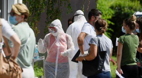 UŽIVO: Županije prijavljuju nove slučajeve, već je preko 140 novozaraženih