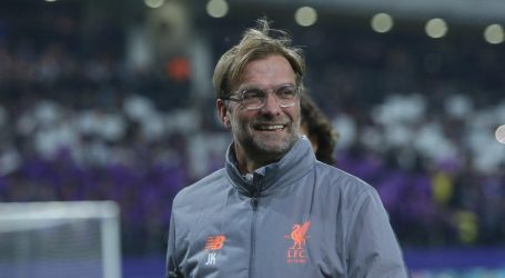 Klopp proglašen najboljim trenerom Premier League