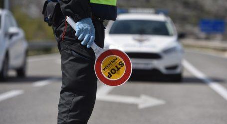 Nadzirali promet u Virovitici pa kod 25-godišnjaka pronašli automatsku pušku