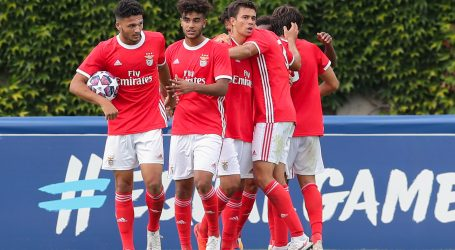 Benfica bolja od Dinama u četvrtfinalu Uefine Lige mladih