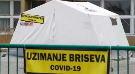 Osam štićenika iz domova za starije hospitalizirano u KBC-u Split