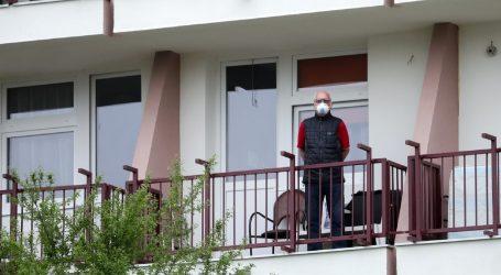 BiH: 231 novozaraženi, četvoro umrlo u RS