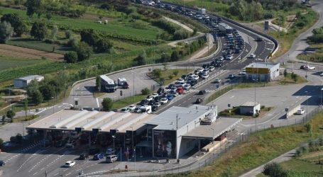 U Istru ušlo više od 116 tisuća putnika