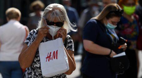 Nošenje maski postalo obavezno u Belgiji