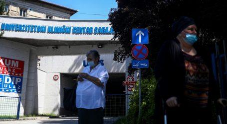 U Bosni 127 novooboljelih, preminulo 12 osoba