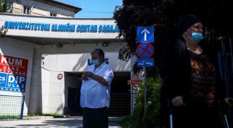 U Bosni 377 novooboljelih od koronavirusa, preminulo deset osoba