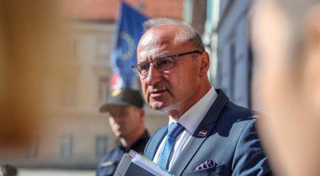 """Grlić Radman: """"Hrvatska s drugim državama razgovara o crvenim listama po županijama"""""""