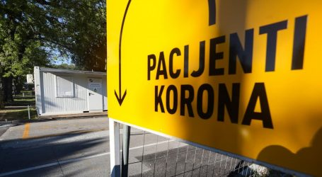 UŽIVO: Troje preminulih u posljednja 24 sata, u Splitu 109, u Zagrebu 68 novih slučajeva