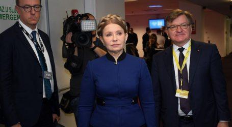 Julija Timošenko pozitivna na koronavirus
