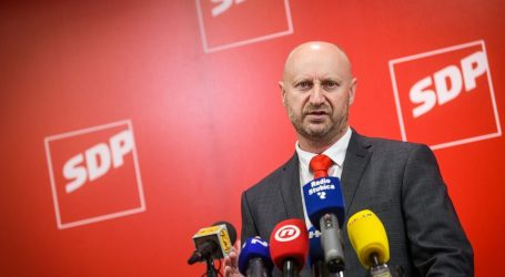 Željko Kolar najavio kandidaturu za predsjednika SDP-a