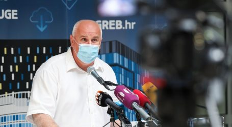 """U Zagrebu 68 novih slučajeva: """"Situacija je pod kontrolom, radimo nadljudskim naporima"""""""